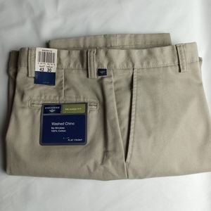 Dockers Relaxed Fit Washed Chino 42x30